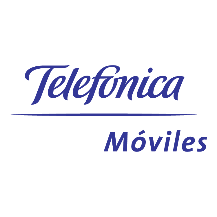 free vector Telefonica moviles 0