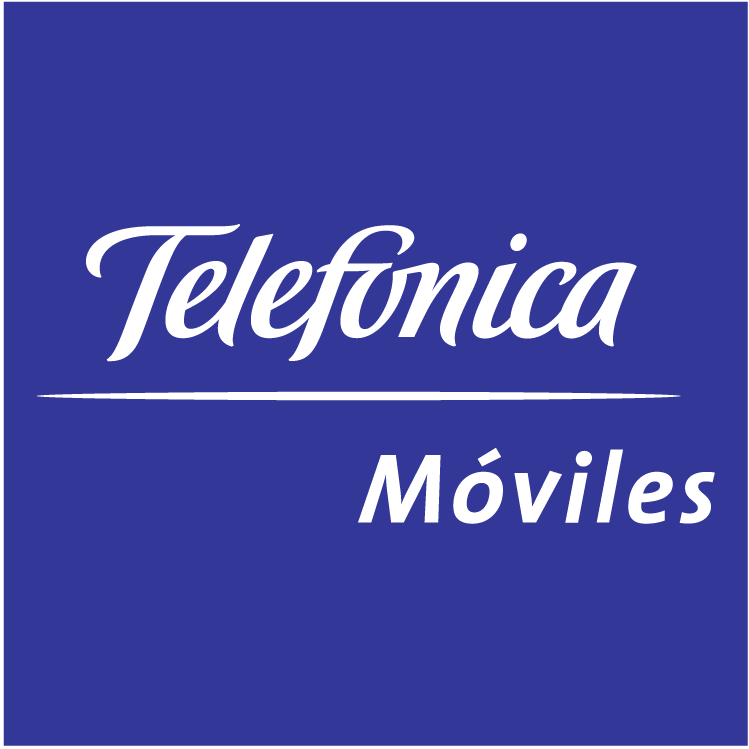 free vector Telefonica moviles 5