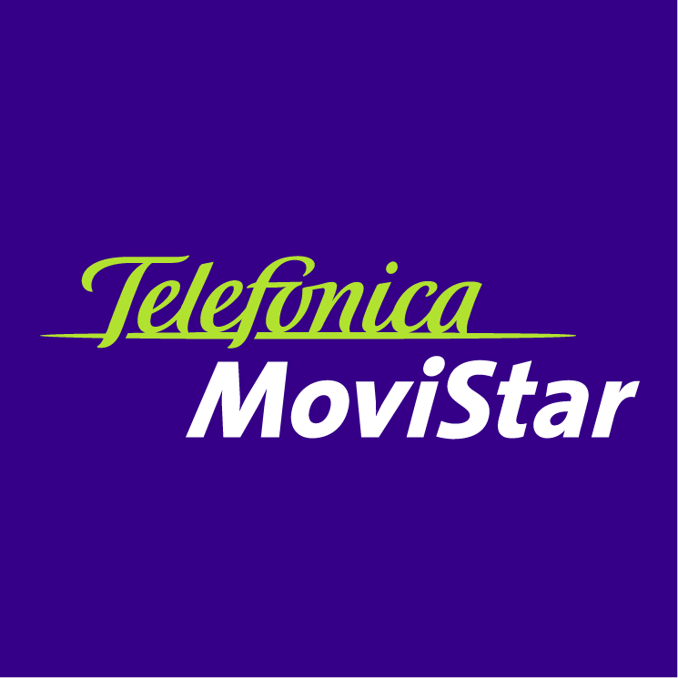 free vector Telefonica movistar
