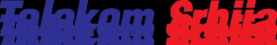 free vector Telekom Srbija logo