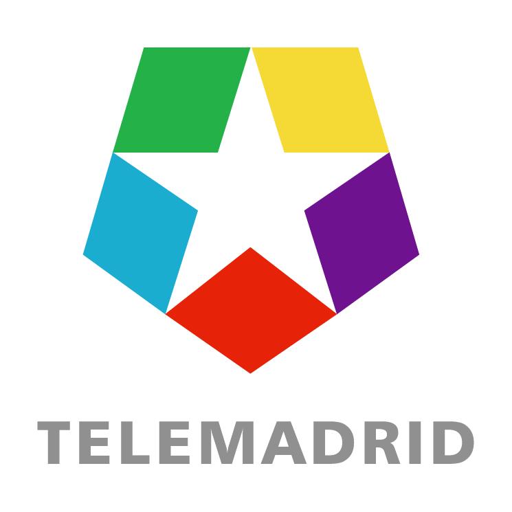 free vector Telemadrid