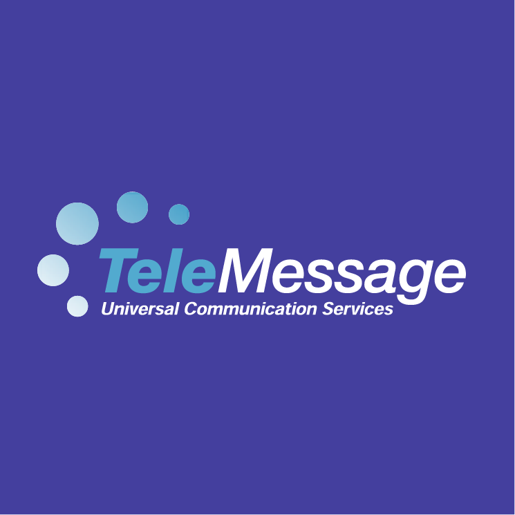 free vector Telemessage