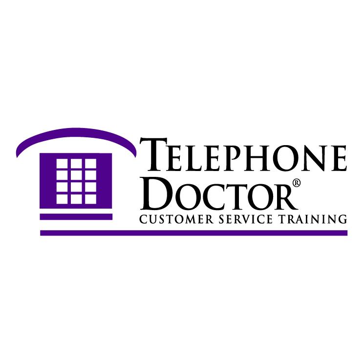 free vector Telephone doctor