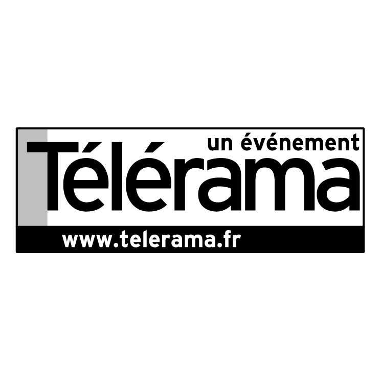 free vector Telerama 0