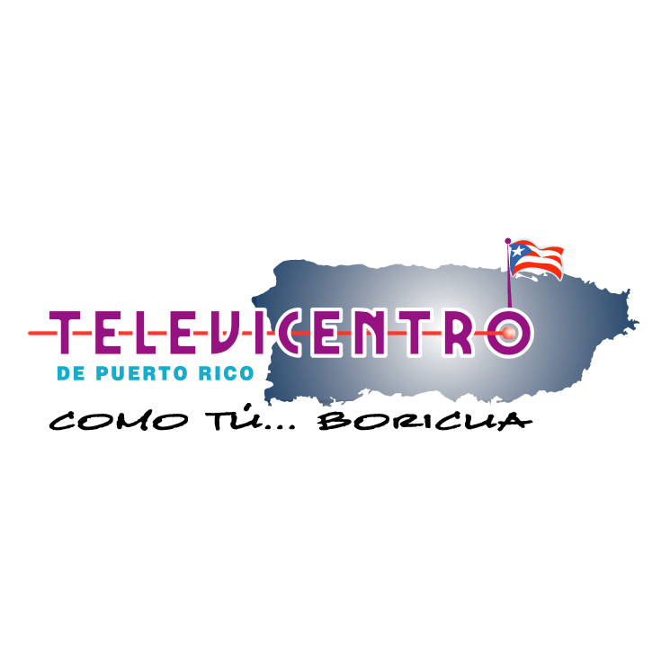 free vector Televicentro de puerto rico