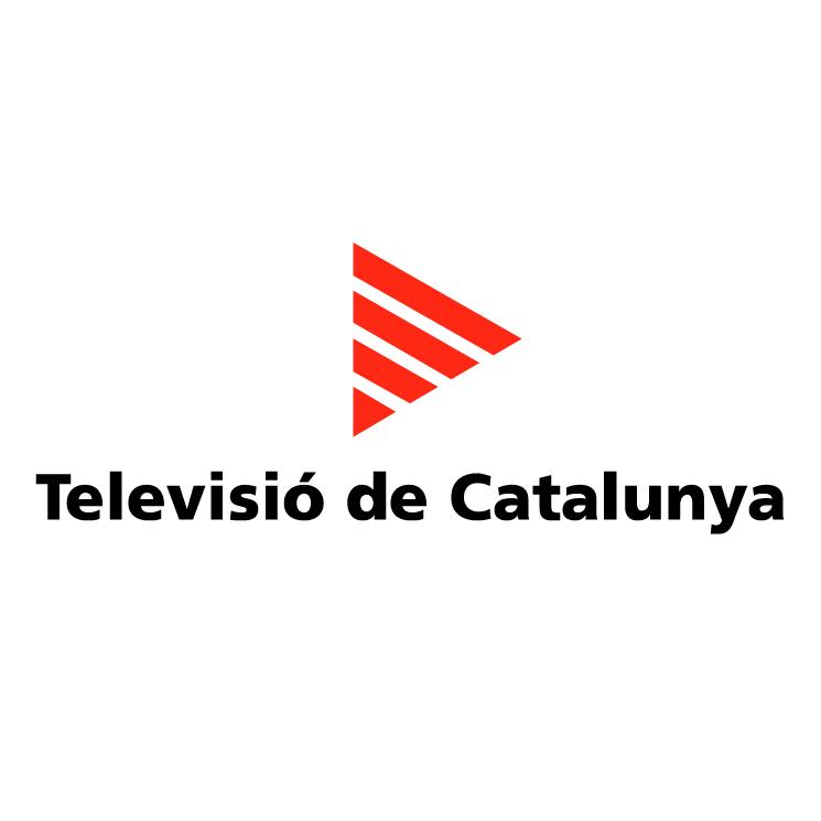free vector Televisio de catalunya