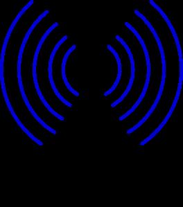 free vector Television Antenna clip art
