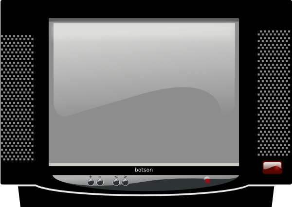 free vector Television clip art