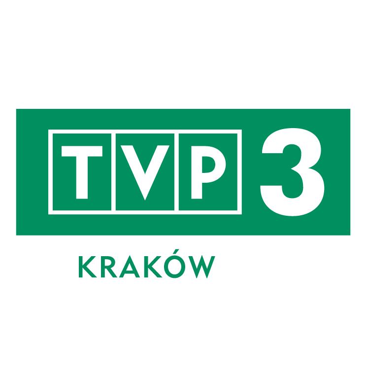 free vector Telewizja 3 krakow