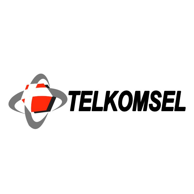 free vector Telkomsel