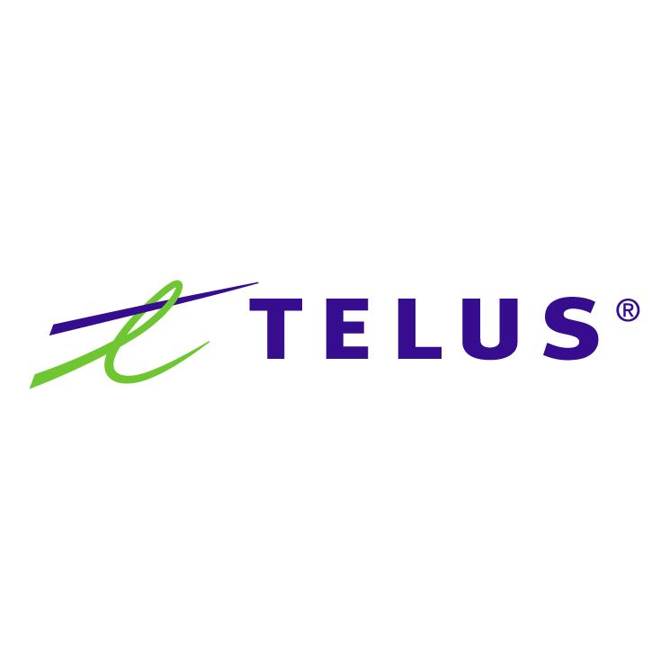 free vector Telus 0