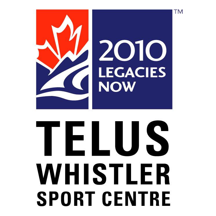 free vector Telus whistler sport centre