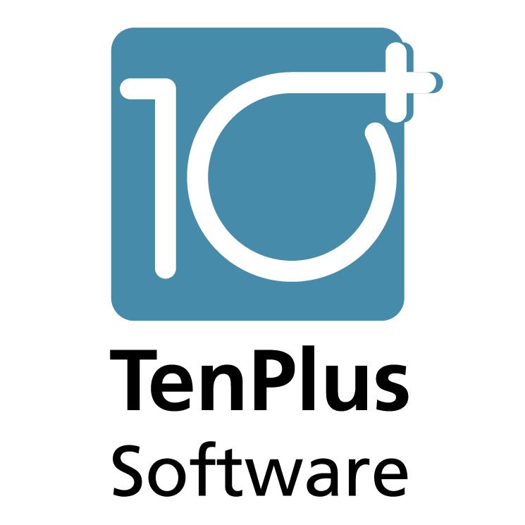 free vector Ten plus software