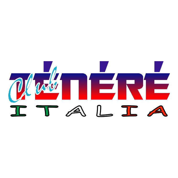 free vector Tenere italia club