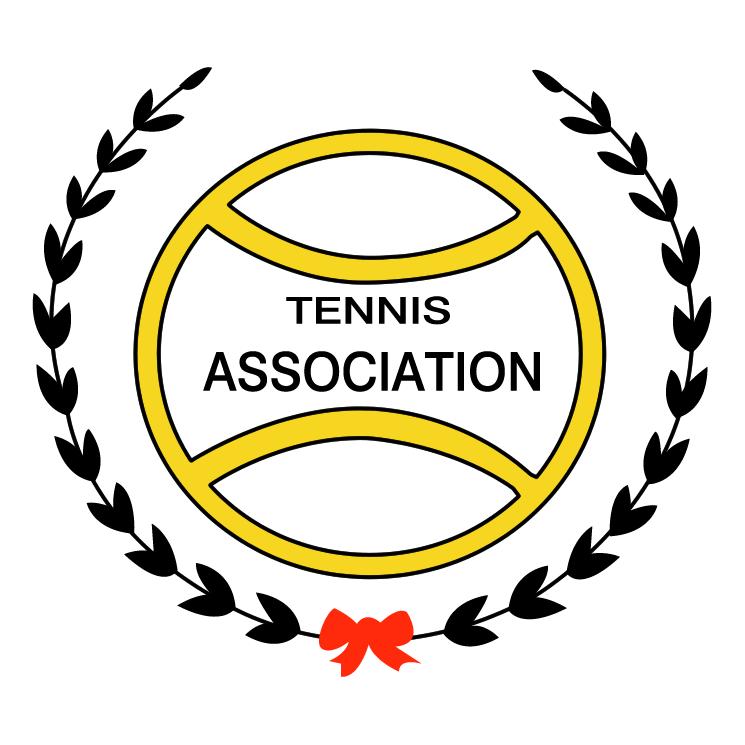 free vector Tennis association