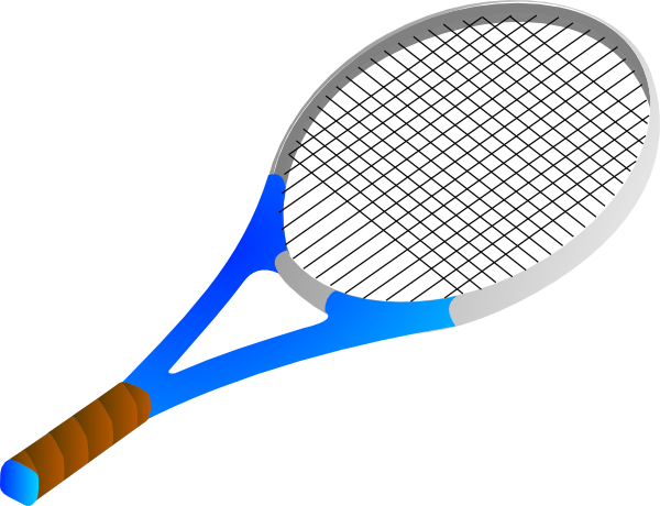 free vector Tennis_racket clip art