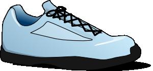 free vector Tennis Shoe clip art