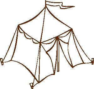 free vector Tent clip art
