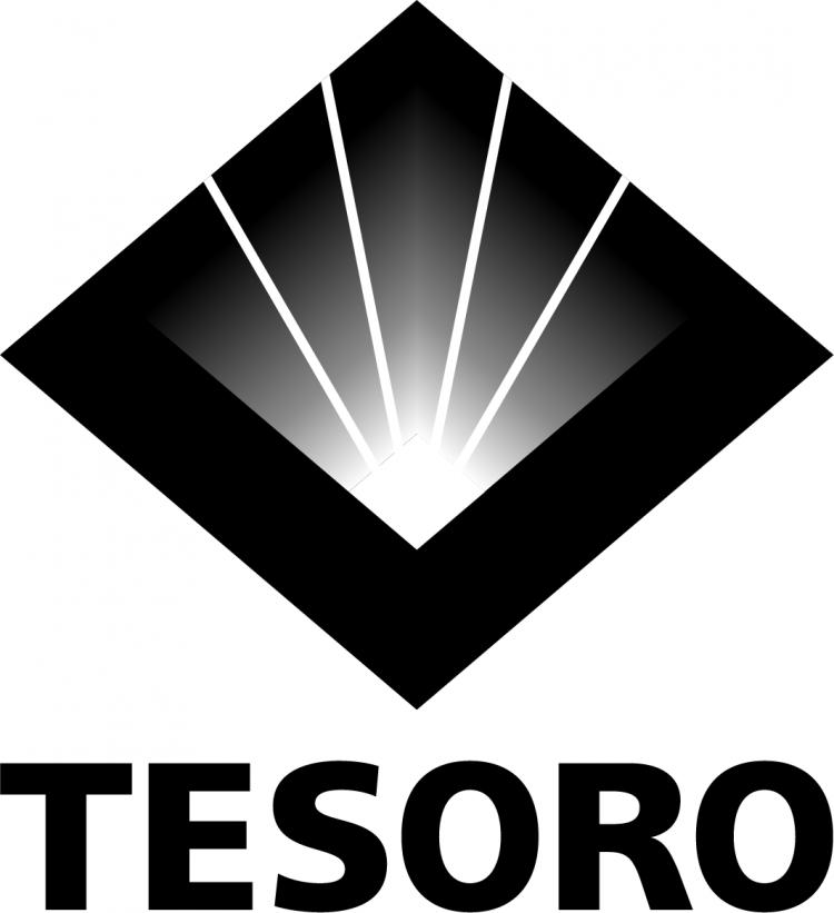 free vector Tesoro pertoleum