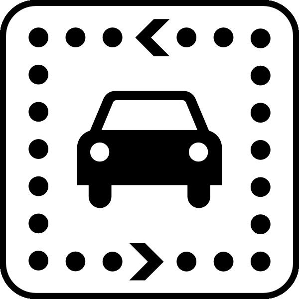 free vector Test Drive A Car clip art