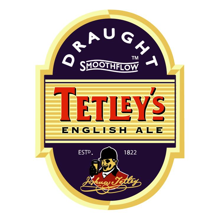 free vector Tetleys english ale