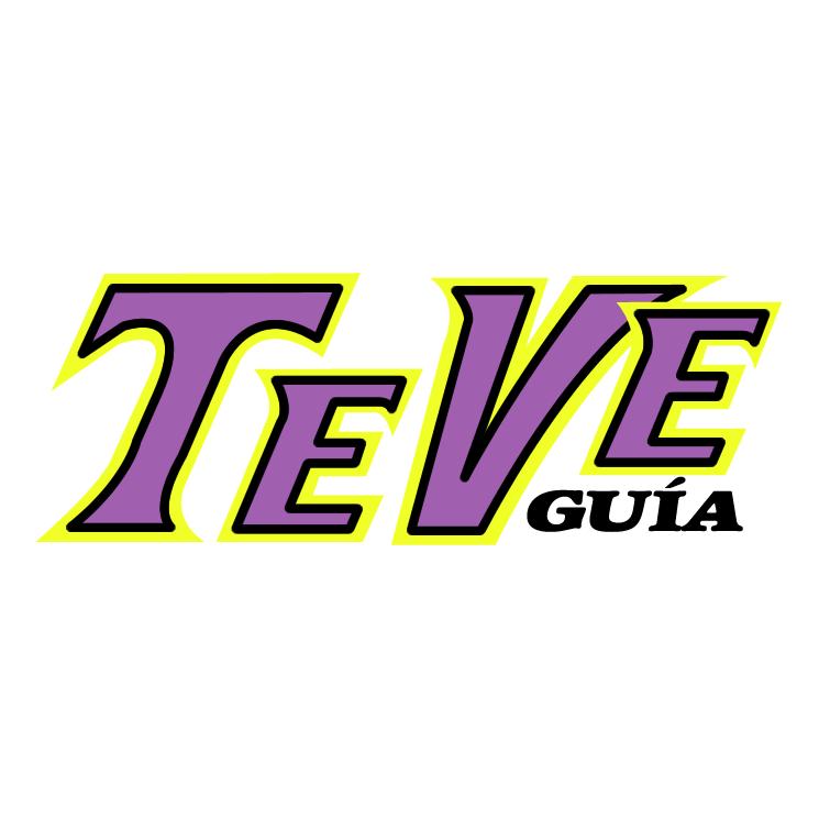 free vector Teve guia