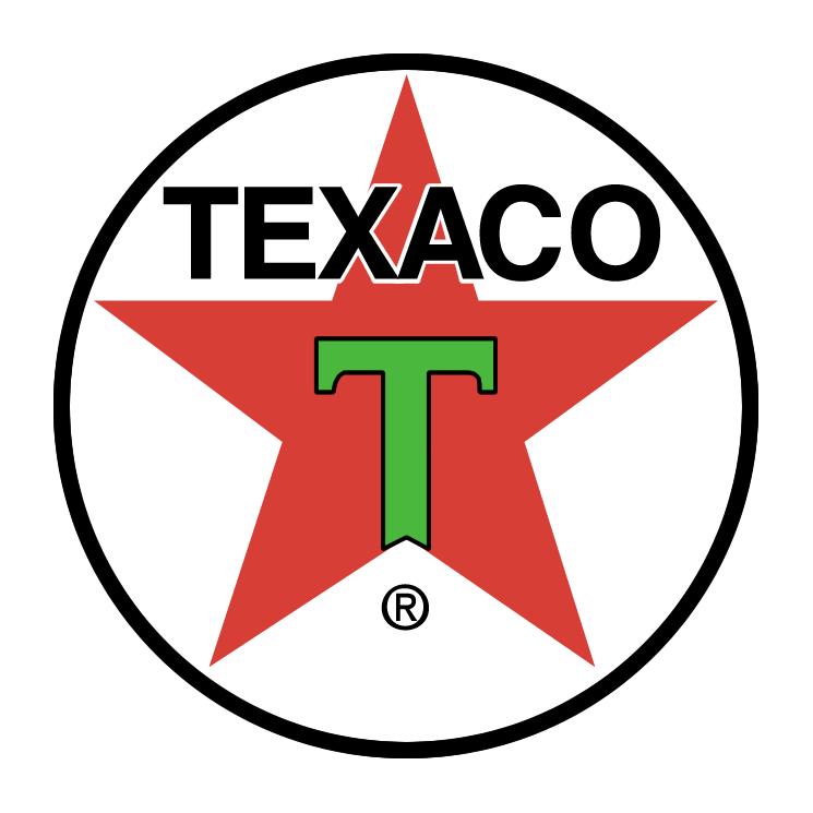 free vector Texaco 4