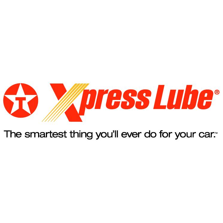 free vector Texaco xpress lube