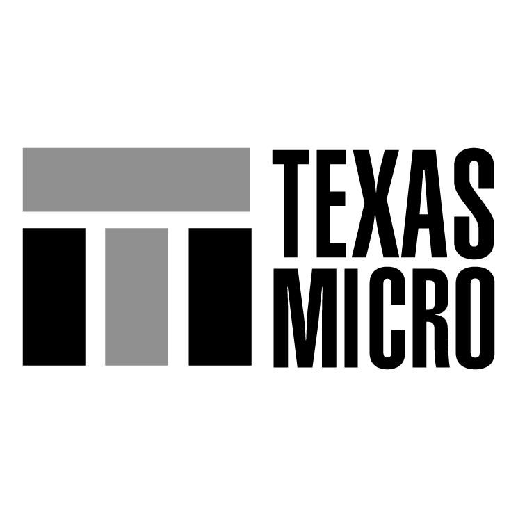 free vector Texas micro