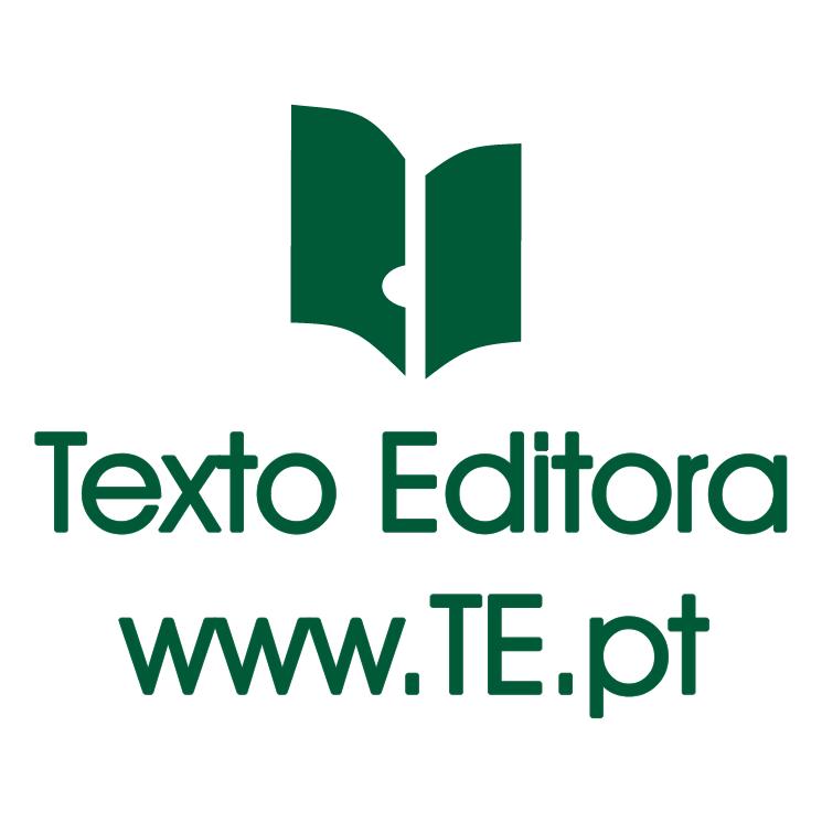 free vector Texto editora