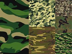 free vector Texture clover theme vector