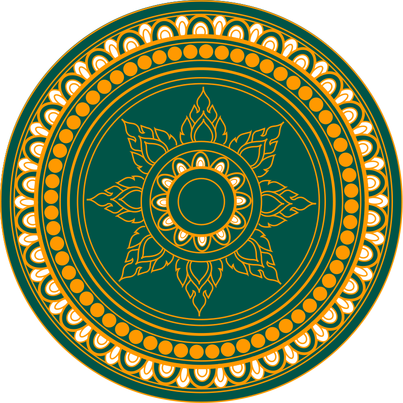 free vector Thai decoration