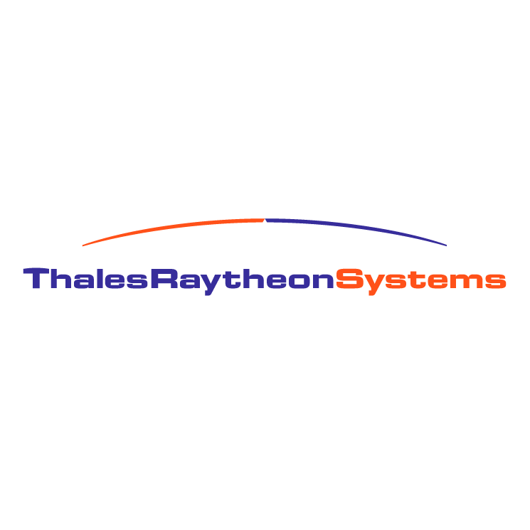 free vector Thales raytheon systems