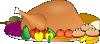 free vector Thanksgiving Spread clip art