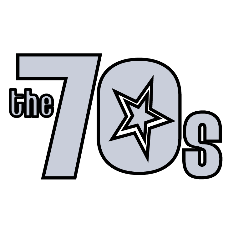 free vector The 70s