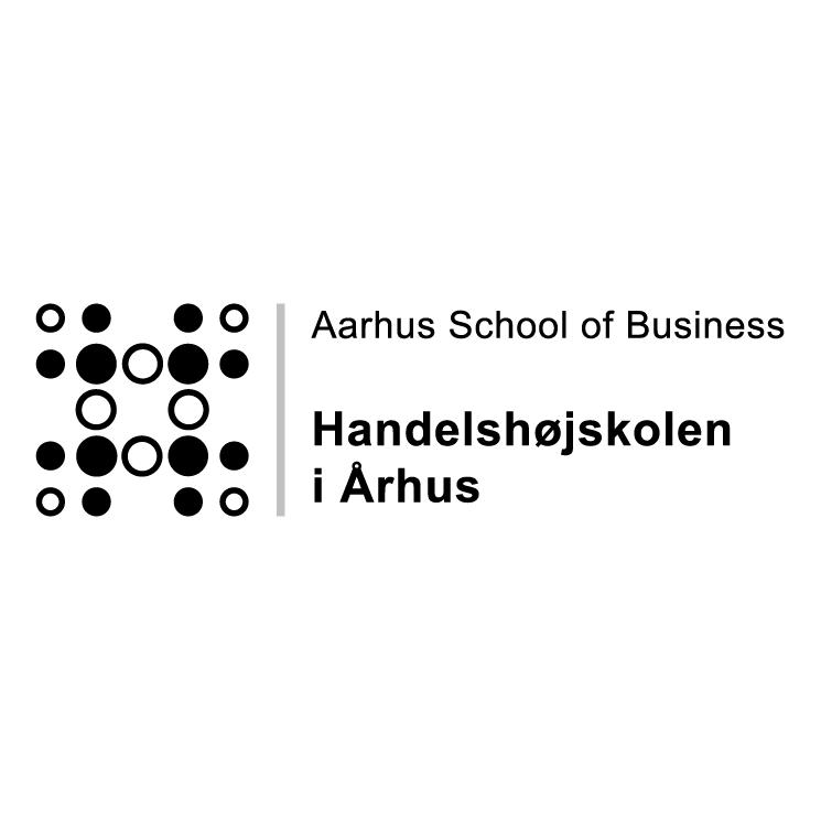 free vector The aarhus school of business 0