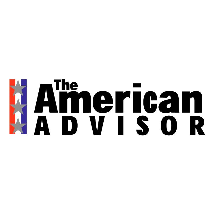 free vector The american advisor