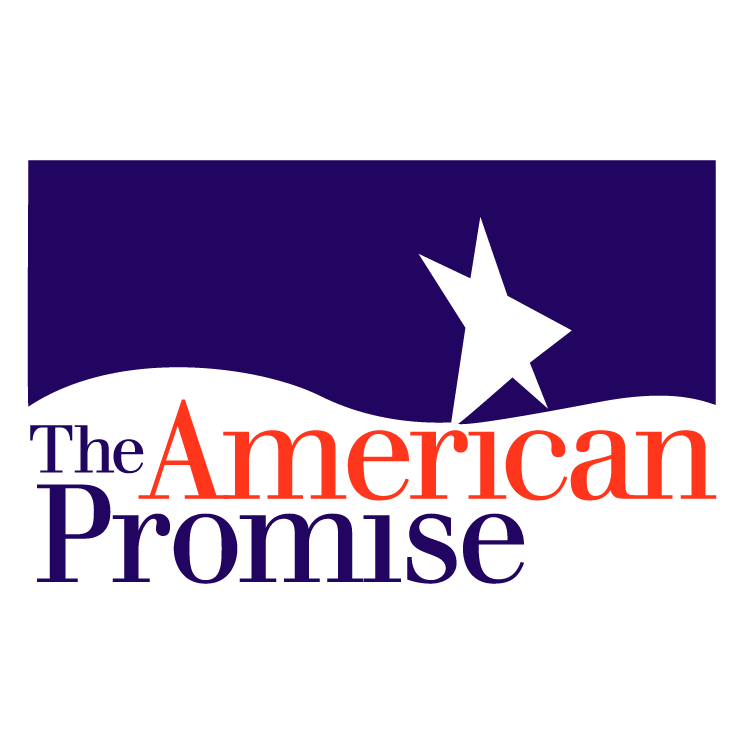 free vector The american promise