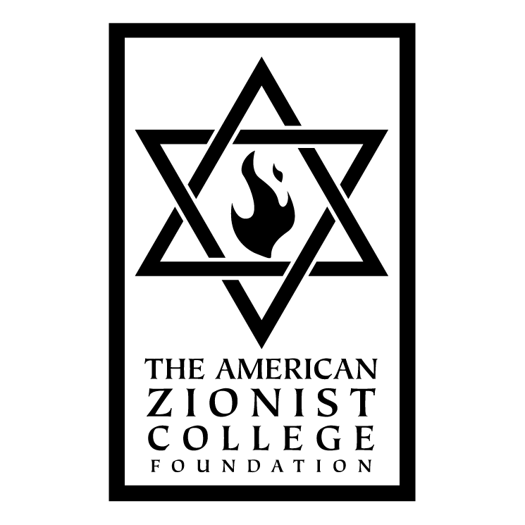 free vector The american zionist college foundation