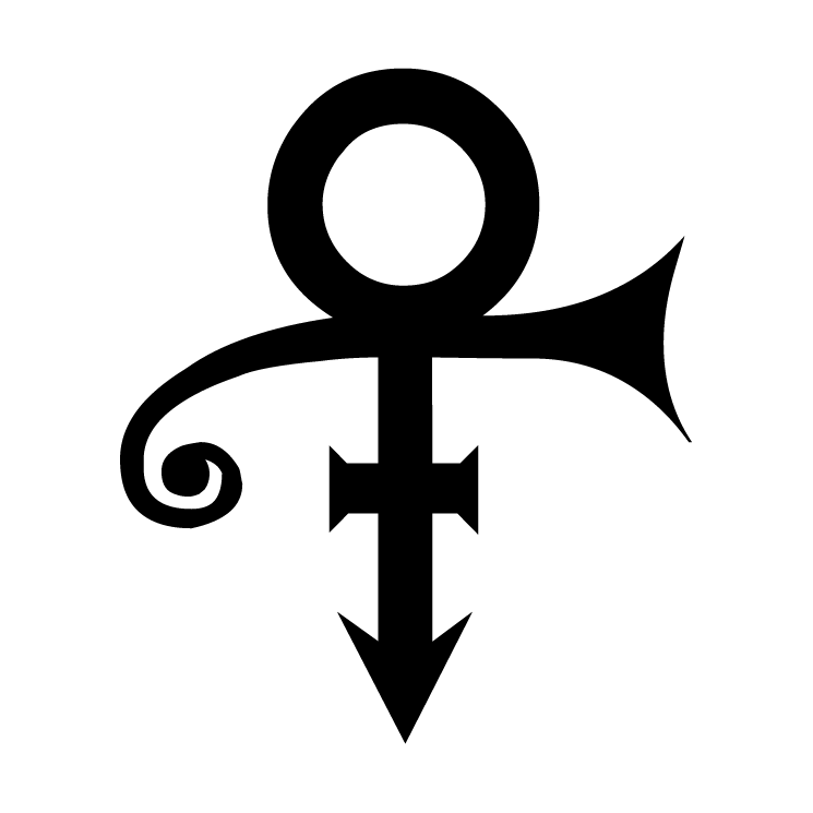 free vector The artist formerly known as prince