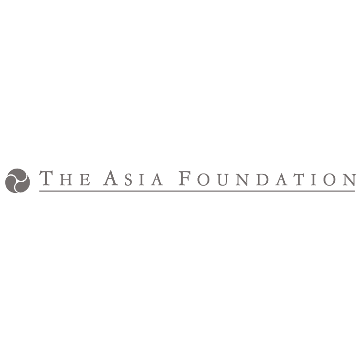 free vector The asia foundation