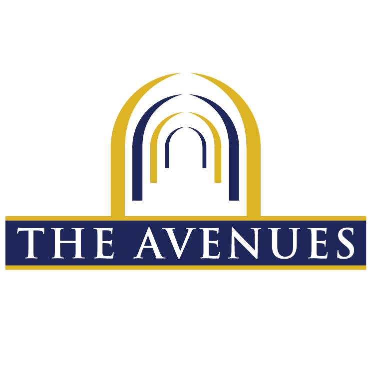 free vector The avenues