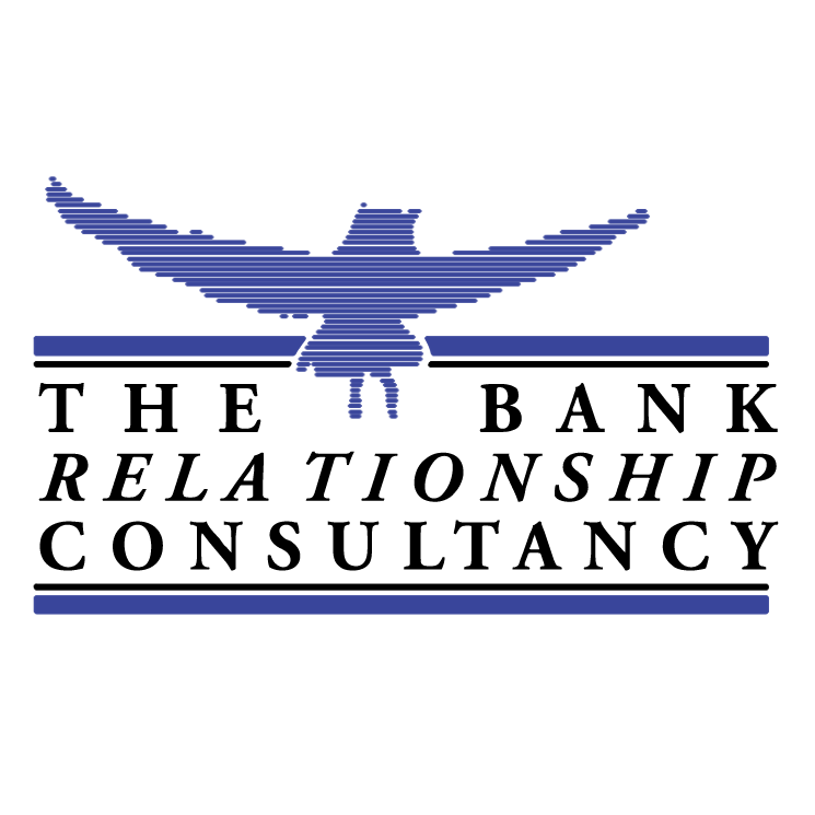 free vector The bank relationship consultancy