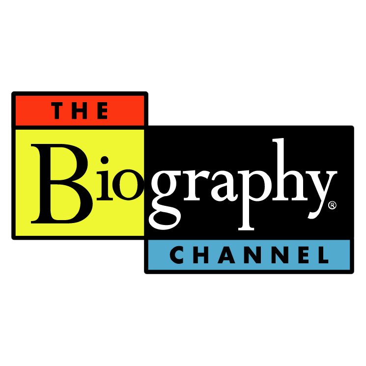 free vector The biography channel