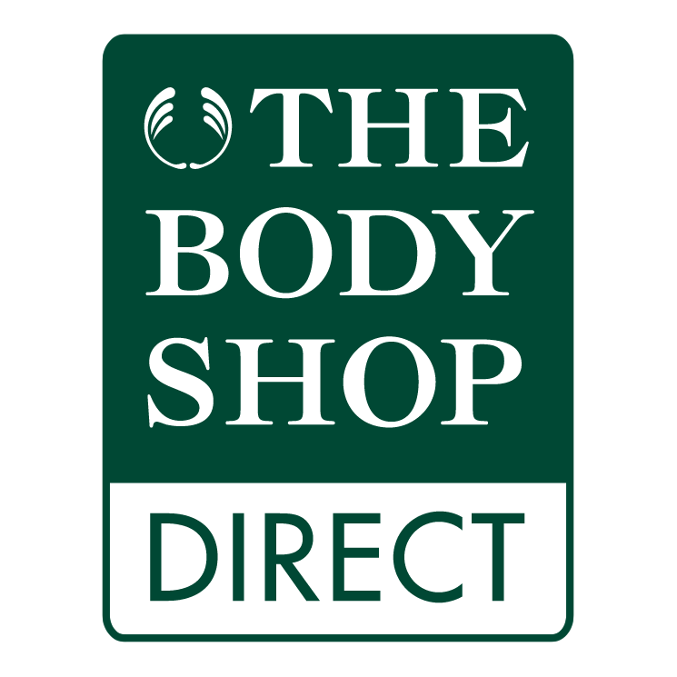 free vector The body shop direct