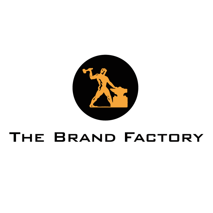 free vector The brand factory