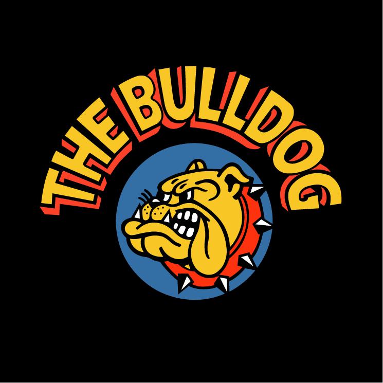 free vector The bulldog