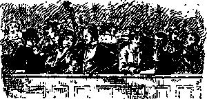 free vector The Church Choir clip art