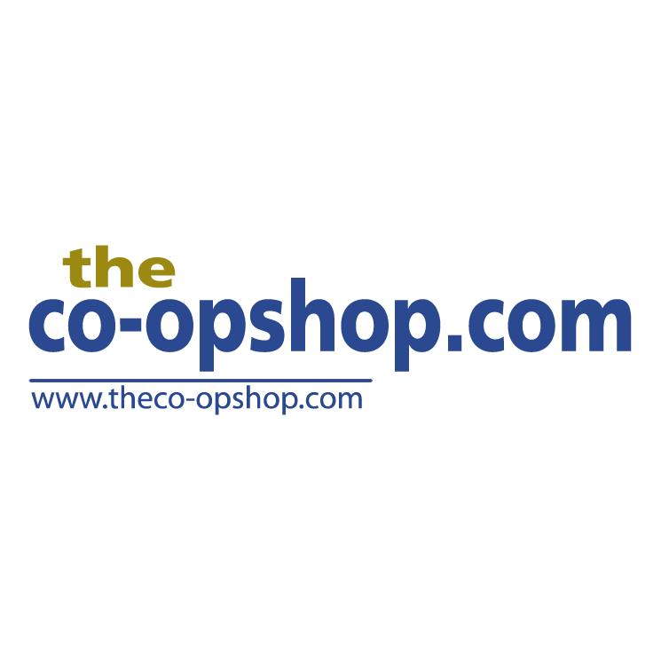 free vector The co opshopcom