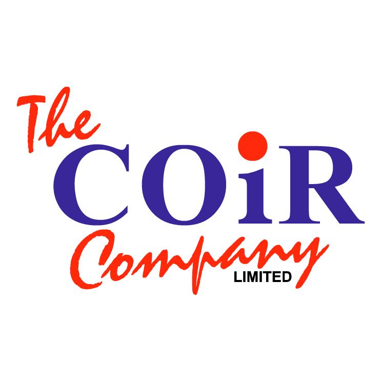 free vector The coir company